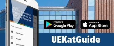 Mobile Application UEKatGuide