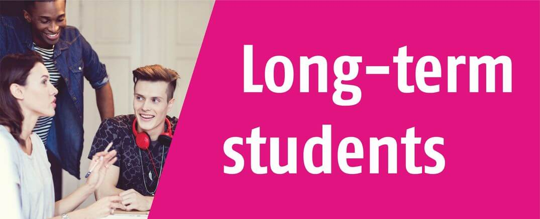 Long-term students