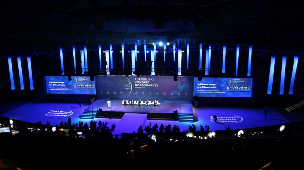 Znalezione obrazy dla zapytania European Economic Kongres 2018